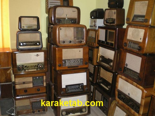 تعمیر رادیو لامپی